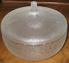 LALIQUE EGLANTINES COVERED GLASS BOX