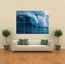 SURFING SURF WAVE OCEAN NEW GIANT POSTER WALL ART PRINT PICTURE G800