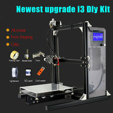 Prusa i3 3d Printer DIY Kit Aluminium Structure ( Unassembled )