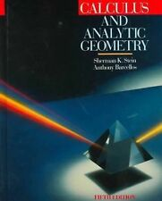 Calculus and Analytic Geometry-ExLibrary