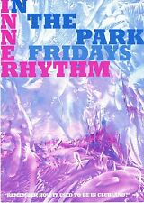 INNER RHYTHM Rave Flyer Flyers 2/4/93 A5 The Central  Park Kensington London W8