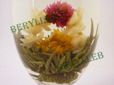 16 Fairy Flower Basket Artistic Jasmine Blooming Teas * Free Shipping