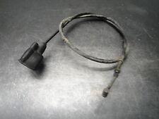 85 1985 HONDA TRX 125 TRX125 FOUR WHEELER BODY ENGINE CABLE WIRING