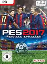 PES 2017 - Pro Evolution Soccer 2017 - Steam PC CD-Key Download (keine CD/DVD)