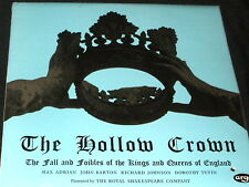 THE HOLLOW CROWN Fall and Foibles of the kings queens of England UK ARGO LP