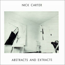 NICK CARTER - Abstracts & Extracts. New CD + sealed ** NEW **