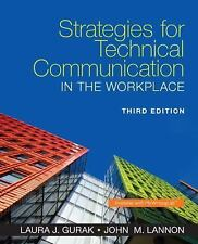Strategies for Technical Communication in the  Workplace (3rd Edition)