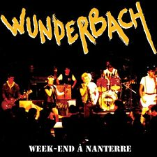 WUNDERBACH WEEK END A NANTERRE GUERILLA RECORDS LP VINYLE NEUF NEW VINYL REISSUE