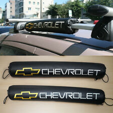Logo Roof Rack Pad Black Color Cushion 2P For CHEVROLET 2013 -2017 Trax