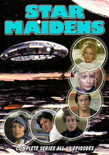 Star Maidens: The Complete Series NTSC (DVD) ALL 13 EPISODES 2-Disc Set RARE TV