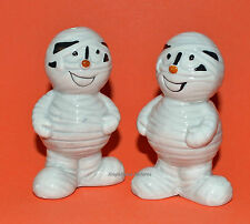 "MUMMY - ZOMBIE Monster Halloween Salt & Pepper Shakers 4"" Costume Party NEW S&P"
