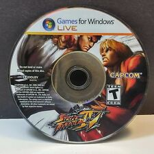 Street Fighter IV (PC, 2009) DISC ONLY