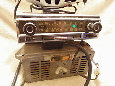 Vintage tube type Becker Mexico AM-FM, Radio, Mercedes 220SE/ Porsche