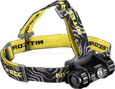 NiteCore UPGRADED HC50 760 Lmn CREE XM-L2 (U2) LED Headlamp secondary Red  LEDs
