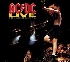 "AC/DC ""LIVE (2 LP COLLECTOR'S EDITION)"" NEW+ DLP VINYL"