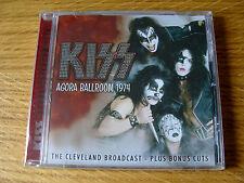 CD Album: Kiss : Agora Ballroom Cleveland 1974 : Sealed