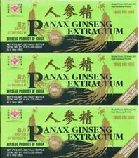 Panax Ginseng Extractum Super Strength Value Pack (3 Boxes)