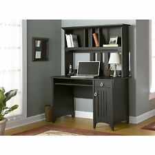 Modern Computer Desk Writing Office Hutch Contemporary Laptop Home Furniture New