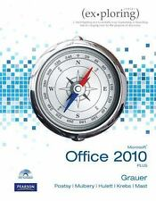 Exploring Microsoft Office 2010 Plus [Spiral-bound] Keith Mulbery Keith Mast NEW