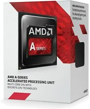 AMD A4-7300 Dual Core 3.8GHz FM2+ 1MB Cache 65W TDP CPU Processor