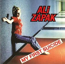 ALI ZAPAK : MY FIRST SUICIDE / CD (ROUGH TRADE RECORDS 1996) - NEUWERTIG
