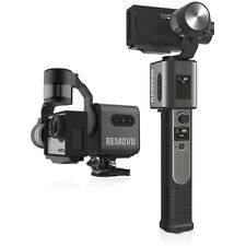 Removu S1 Smart Handheld GoPro Gimbal 3 Axis Stabalizer Rainproof Kit 3 3+ 4
