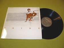 """Robert Palmer - Pride RARE Germany """"Island"""" Gold Letters Mask Cover / No Barcode"""