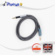 Replacement Headphone Cable for AKG K450 K451 K452 K480 Q460 1.3m