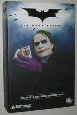 JOKER 13 inch Deluxe Figure HEATH LEDGER Batman DARK KNIGHT DC Direct MISB NEW