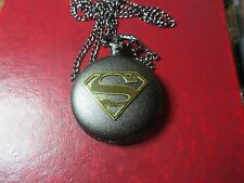 Superman Pocket Watch Pendant