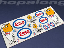 Scalextric/Slot Car 1/32 Scale Trackside 'Vintage' Decals. ps202