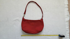 Longchamp Paris Burgundy Handbag NCA MON/C3 0653385 2268002545 Made in France