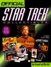 Price Guide to Star Trek Collectibles-MINT SIGNED