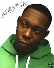 DIZZEE RASCAL AUTOGRAPH SIGNED PP PHOTO POSTER 1