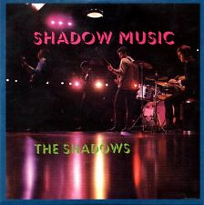 The SHADOWS - Shadow Music - CD