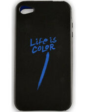 Coque Life is Color pour iPhone 4