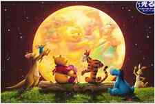 "Jigsaw Puzzles 1000 Pieces ""Pooh, Moonlight Party"" / Disney / Tenyo / 1000-222"