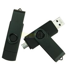 2PCS 32GB Micro USB/USB2.0 Flash Pen Drive Memory Stick For Smartphone Tablet PC