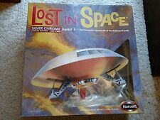 Lost In Space Jupiter 2 Polar Lights Limited Edition Silver Chrome Kit - SEALED