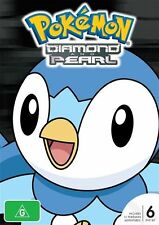 Pokemon Diamond and Pearl Season 10 (DVD, 2014, 6-Disc Set)