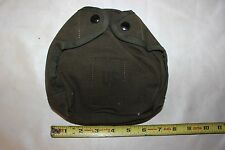 US Military Issue Cold Weather 1 Quart Canteen Cover OD Green Canvas New Old STK