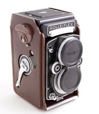 ROLLEIFLEX 2.8F PLANAR WHITE FACE LATE SERIAL WHITEFACE MINT++  LOOK