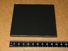 "SORBOTHANE SHEET 4""X4""x1/4"" VIBRATION ISO RUBBER PAD 30D SUPER SOFT 100mm"