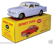 DISPONIBLE DINKY TOYS ATLAS VOLVO 122 S BERLINE PARME 1/43 REF 184 IN BOX