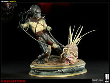 PREDATORS : THE TRACKER MAQUETTE BY SIDESHOW COLLECTIBLES - REF: 400052