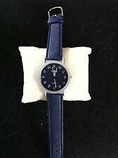 Kimio Quartz  Watch with a Blue Band