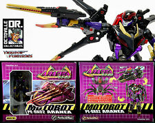 Transformers Perfect Effect MOTOBOT PE-DX02 Aranea / Blackarachnia MIB
