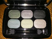 Chanel Nymphea 74 RARE Discontinued Palette Eyeshadow Les 6 Ombres Full Size
