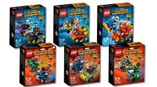 LEGO Mighty Micros Complete First Series 76061 / 76066 Marvel & DC Superheroes