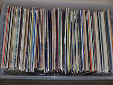 "Great Lot of (24) 12"" RANDOM LP's with Jackets RESEALE WHOLESALE VINYL"